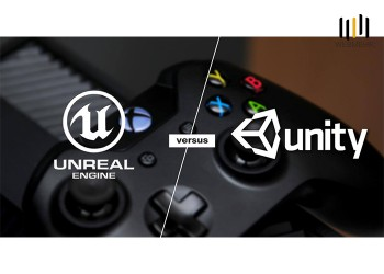 تفاوت Unity و Unreal