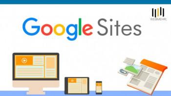 طراحی سایت رایگان در گوگل