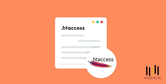 آموزش htaccess.