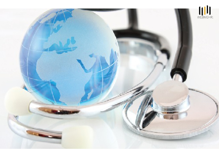 طراحی سایت توریسم درمانی