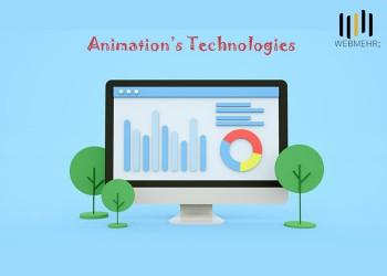 تکنولوژی هایی برای ساخت انیمیشن